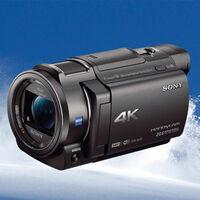 Zachyťte svoje zimní zážitky videokamerou Sony