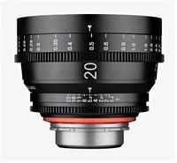 Samyang XEEN CINE 20mm T/1,9 pro Canon EF