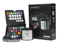 X-Rite i1Display Pro + ColorChecker Passport (i1Photographer Kit)