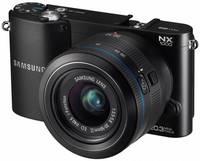 Samsung NX1000 + 20-50 mm i-Function