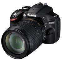 Nikon D3200 + 18-105 mm VR + 16GB Ultra + brašna Nikon + pojištení krádež/poškození na 2 roky!