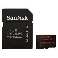 SanDisk Micro SDXC 128GB Extreme PRO 100MB/s A1 Class 10 UHS-I U3 V30
