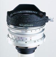 Voigtlander Ultra Wide Heliar 12mm f/5,6 chrom pro M39 + hledáček