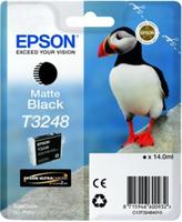 Epson T3248 Matte black - matná černá