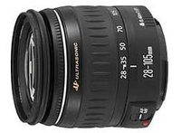 Canon EF 28-105mm f/4-5.6 DC