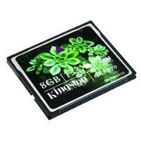Kingston 8 GB CF Elite Pro 133x