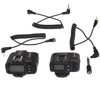 Fomei TR-X32 set odpalovače a přijímače bleksů TTL pro Nikon