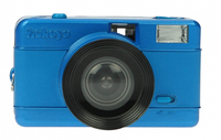 Lomography Fisheye Compact Camera Blue