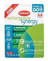 Hähnel Synergy AA Nimh baterie 2500 mAh