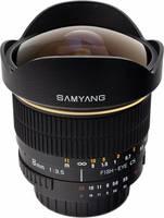 Samyang 8mm f/3,5 pro Samsung NX