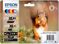 Epson náplň Claria 478XL T379D multipack