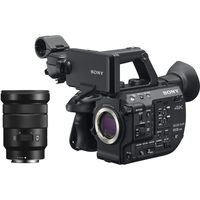 Sony PXW-FS5M2 + 18-105mm f/4 G OSS