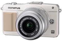 Olympus E-PM2 + 14-42 mm II R + 40-150 mm R + 15 mm