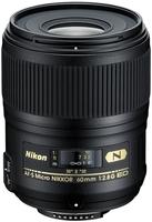 Nikon 60mm f/2,8 G ED AF-S Micro