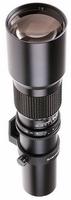 Samyang 500mm f/8,0 Preset Sony NEX