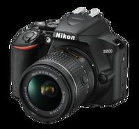 Nikon D3500 + 18-55 mm AF-P VR