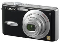 Panasonic DMC-FX8 černý