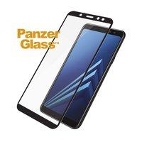 PanzerGlass tvrzené sklo Edge-to-edge pro Galaxy A6+ černé