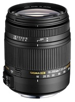 Sigma 18-250mm f/3,5-6,3 DC MACRO OS HSM pro Nikon