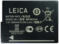 Leica akumulátor BP-DC12-E
