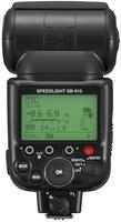 Nikon blesk SB-910 + portrétní set + nabíječka s 4x AA 2450 mAh!