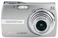 Olympus Mju 810 + xD 1 GB