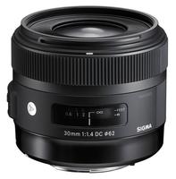 Sigma 30mm f/1,4 DC HSM Art pro Canon