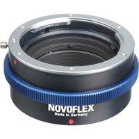 Novoflex adaptér z Nikon F na Micro 4/3