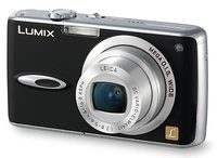 Panasonic DMC-FX01 černý