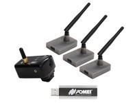 Fomei Digital Pro X-1 vysílač 3 příjímač 1 pro Mac