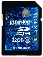 Kingston SDHC 32GB Class 10