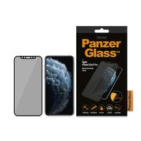 PanzerGlass tvrzené sklo Edge-to-edge Privacy pro iPhone 11 Pro / XS / X černé