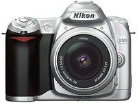 Nikon D50 Silver + 18-55 AF-S DX + 55-200 AF-S DX