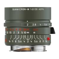 Leica 28mm f/2,0 SUMMICRON-M ASPH edice Safari