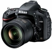 Nikon D600 + Nikon 24-70 mm!
