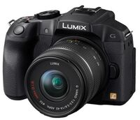 Panasonic Lumix DMC-G6 + 14-42 + 45-150 mm