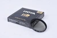 Hoya polarizační cirkulární filtr HD 55 mm bazar