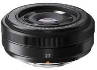 Fujifilm XF 27mm f/2,8 černý - Zánovní!