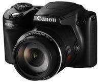 Canon PowerShot SX510 HS + 16GB karta + brašna TLZ 10 + adaptér + PL filtr 52mm + čistící utěrka!