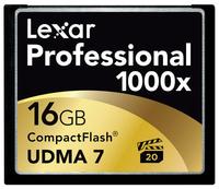 Lexar CF 16GB 1000x Professional