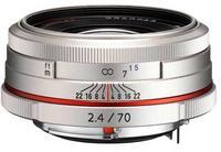 Pentax HD DA 70mm f/2,4 Limited stříbrný