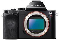 Sony Alpha A7R tělo