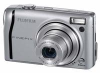 Fuji FinePix F40fd stříbrný