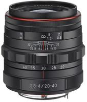 Pentax HD DA 20-40mm f/2,8-4 Limited DC WR