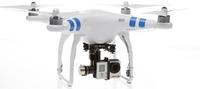 DJI kvadrokoptéra Phantom 2 F305S H3-2D GIMBAL RC set pro GoPro HERO3