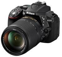 Nikon D5300 + 18-140 mm VR + 16GB Ultra + originální brašna + UV filtr 67mm + dálkové ovládaní!