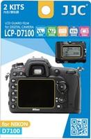 JJC ochranná folie LCD LCP-D7100 pro Nikon D7100, D7200