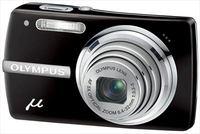 Olympus Mju 820 černý + xD 1GB karta!