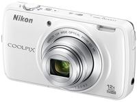 Nikon Coolpix S810c + 16GB Micro SD karta