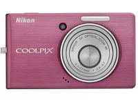 Nikon CoolPix S510 růžový